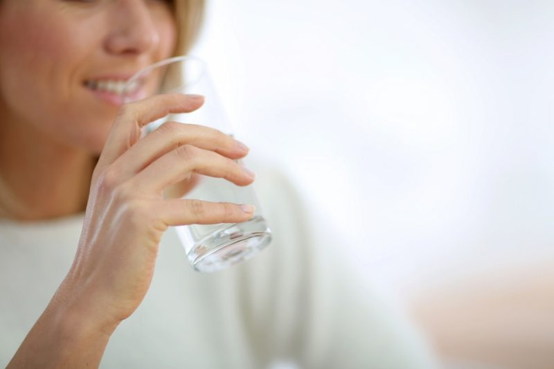 Water Can Help You Provide Essential Nutrients